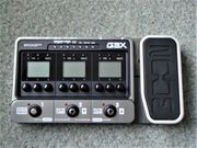 Gitarren Multieffektgerät ZOOM G3X