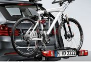 BMW Fahrradheckträger Pro für Click-on-System