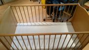 Babybett aus Holz