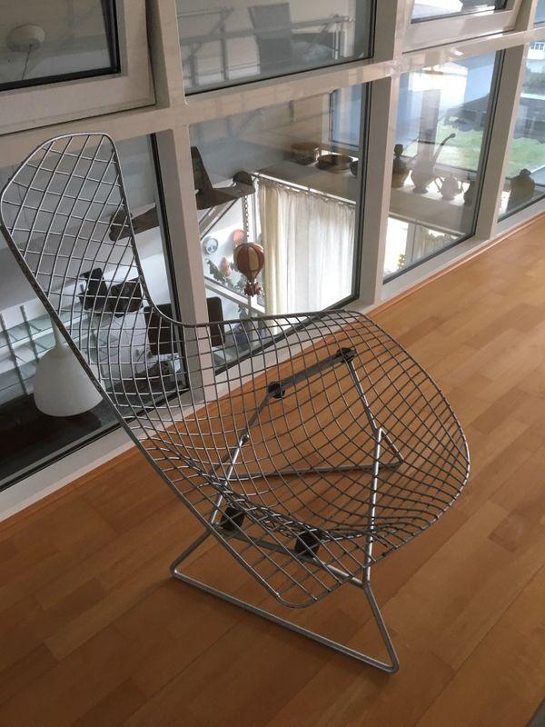 Original Bird Chair Harry Bertoia