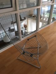 Original Bird Chair Harry Bertoia