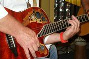 Musiker für Akustik-Projekt
