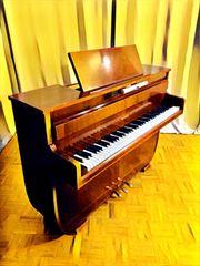 Klavier Schimmel Art Deco Sammlerstück