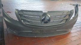 Mercedes-Teile - Mercedes Vito - Frontverkleidung - Frontstoßstange - mit