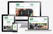 Homepage Website Landingpage Onlineshop EINFACH