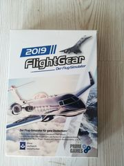 Flight Gear Flugsimulator 2019 für