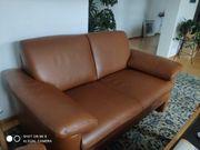 Mustering 2Sitzer Sofa Leder
