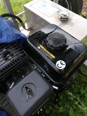 Förderband mit Benzinmotor