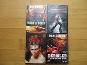 Jean-Claude van Damme DVDs