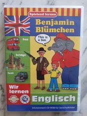 Benjamin Blümchen PC Lernspiel Wir
