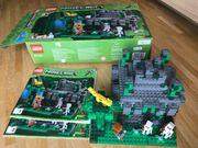 Lego 21132 Minecraft Der Dschungeltempel