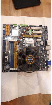 Mainboard mit CPU Speicher CPU