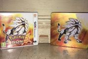 Nintendo 3DS Pokemon Sonne inkl