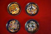 4 Teller von Rosenthal Aladin