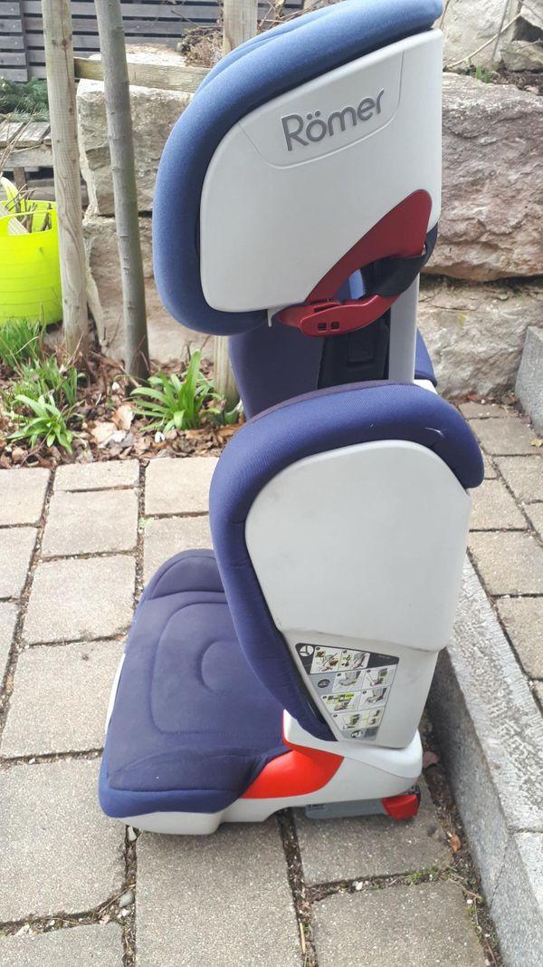 Römer Kindersitz 16-35kg isofix
