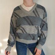 Vintage Pulli Pullover 50 Cardigan