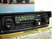 Autoradio Philips für den Old-