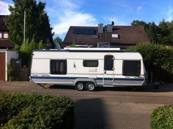 Wohnwagen Mit Etagenbett Und Mover : Fendt 650 platin mit etagenbett in pforzheim wohnwagen kaufen und