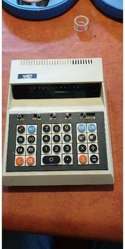 Tischrechner MBO TR 1201