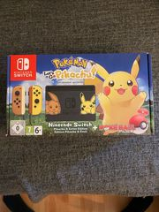 Nintendo Switch Pokemon Edition