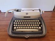 Alte Schreibmaschiene