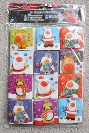 Verkaufe 24 sehr schöne Geschenkanhänger