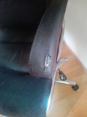 Schwarzer Stuhl Sessel Wuppertal leichte