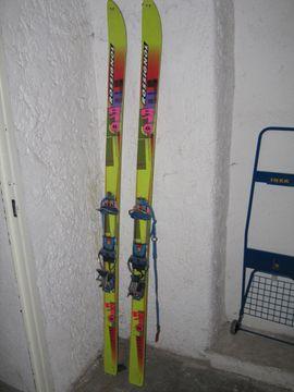Sonstiger Wintersport - Tourenski mit Bindung Silvretta 402