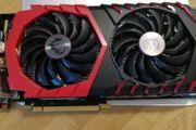 Msi Geforce Gtx 1060 8Gb