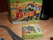 Lego Duplo 10508 Eisenbahn Super-Set