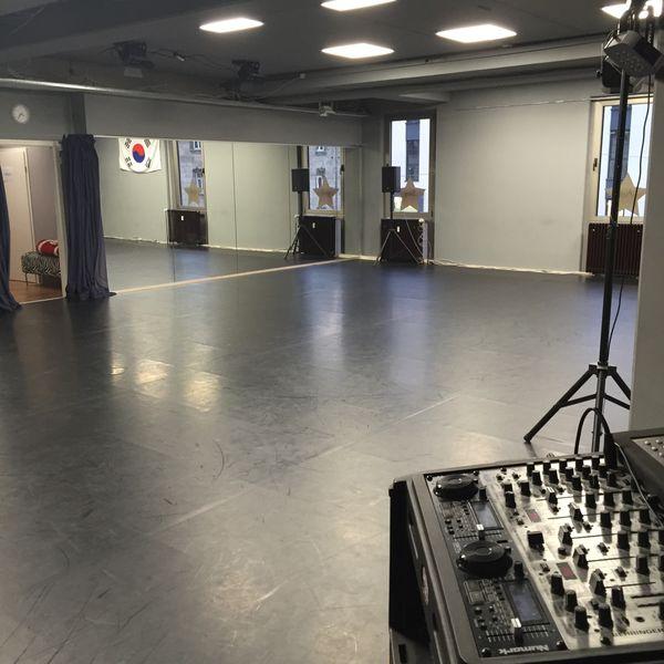 Proberäume Tanz- Ballettsaal Gesangs-Schauspielraum Studiobühne