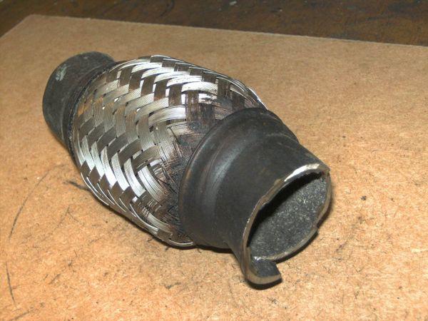 Flexrohr Auspuffrohr 50 mm- Drahtgeflecht