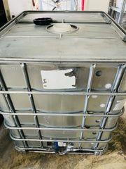 1000 Liter IBC Container als