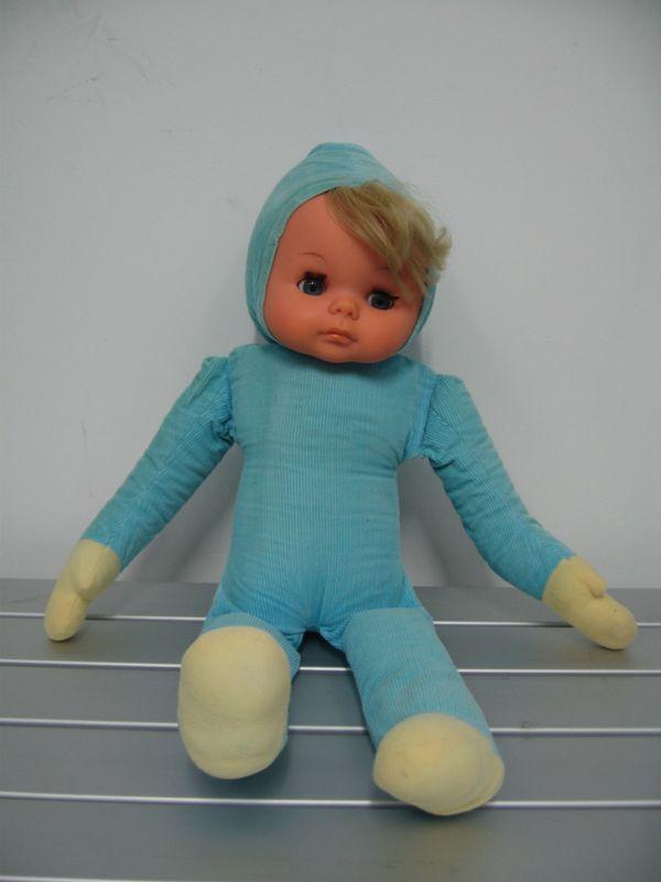 Retro Puppe Schlafaugen