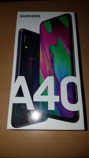 Samsung A40 Schwarz 64GB