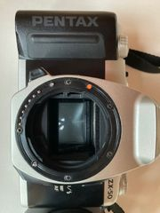 SLR Spiegelreflexkamera PENTAX ZX-50