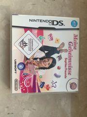Nintendo DS Meine Geheimnisse Sophies