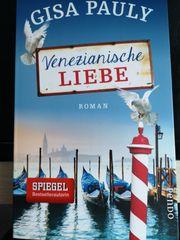 Venezianische Liebe von Gisa Pauly -