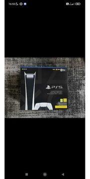 Sony Playstation 5 Digital ohne