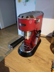 DeLonghi Siebträger Kaffeemaschine