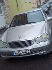Mercedes C-Klasse Limousine 2 Liter