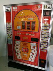 Geldspielautomat Triomint recordchance