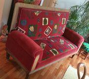 Sofa alt gut erhalten siehe