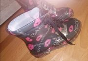 NEU Originale Love Moschino Stiefel