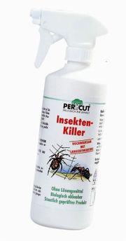 Kakerlaken in der Wohnung Insektenkiller