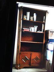 2 Alte Bücherschränke Vitrinenschränke