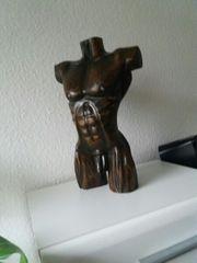 Mann Skulptur