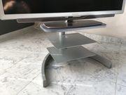TV Rack mit 2 Geräteböden