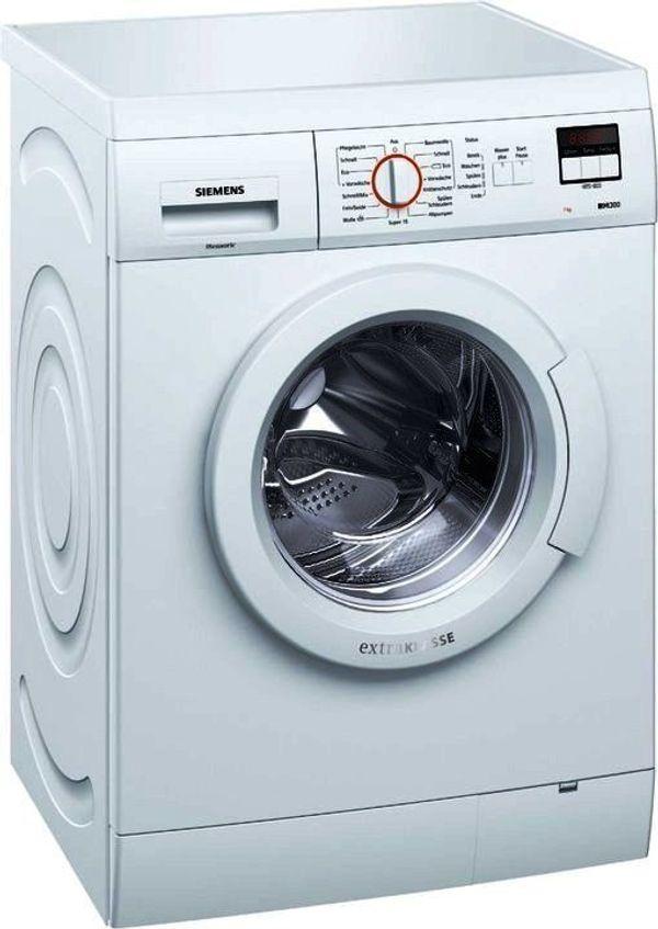 Neuwertige Siemens Waschmaschine zu verschenken! in Hamburg ...