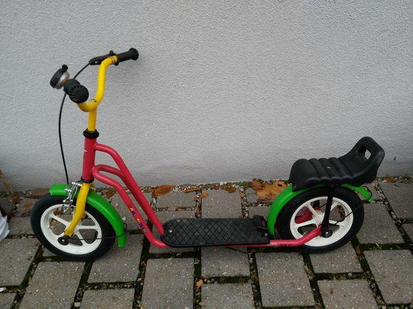 Kinder Roller mit Luft-Reifen